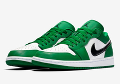 "Air Jordan 1 Low With A ""Pine Green"" - comprar online"