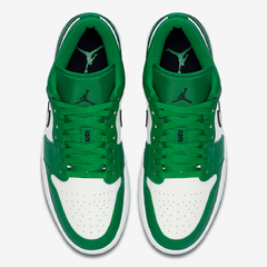 "Air Jordan 1 Low With A ""Pine Green"" - LoDeJim"