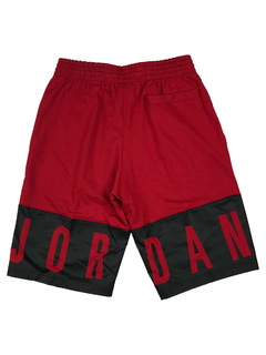 "AIR JORDAN FLEECE LITE ""RED/BLACK"" SHORTS - MEN'S - comprar online"