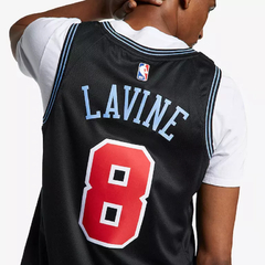 Chicago Bulls NBA Zach Lavine Chicago Bulls City Edition