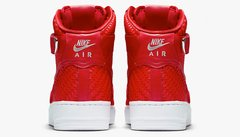 "Nike Air Force 1 ""Woven Gym Red"" - Men's en internet"