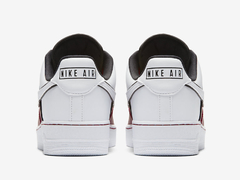 "NIKE AIR FORCE 1 LOW LV8 ""TEAM SPORTS"" BURGUNDY - MEN'S en internet"