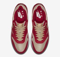NIKE AIR MAX 1 CURRY RED - LoDeJim