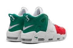 "Air More Uptempo '96 Italia Milán QS ""EU City Pack"" Tricolor"