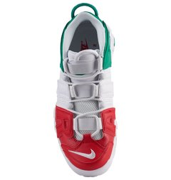 "Air More Uptempo '96 Italia Milán QS ""EU City Pack"" Tricolor - LoDeJim"