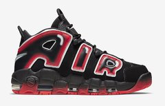 Nike Air More Uptempo Laser Crimson en internet
