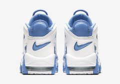 "NIKE AIR MORE UPTEMPO ""UNIVERSITY BLUE"" - tienda online"