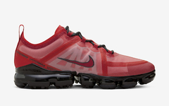 Nike Air VaporMax Red and Crimson en internet
