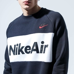 Nike Air Fleece Crew Hoodie - Men's en internet