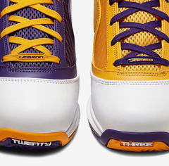 "Nike LeBron 7 ""Media Day"" Lakers Color - comprar online"