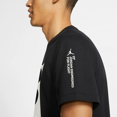 "JORDAN 23 ENGINEERED S/S ""BLACK/WHITE"" TEE - MEN'S - tienda online"