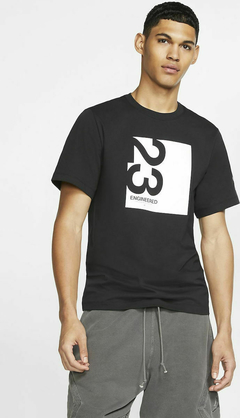 "JORDAN 23 ENGINEERED S/S ""BLACK/WHITE"" TEE - MEN'S en internet"