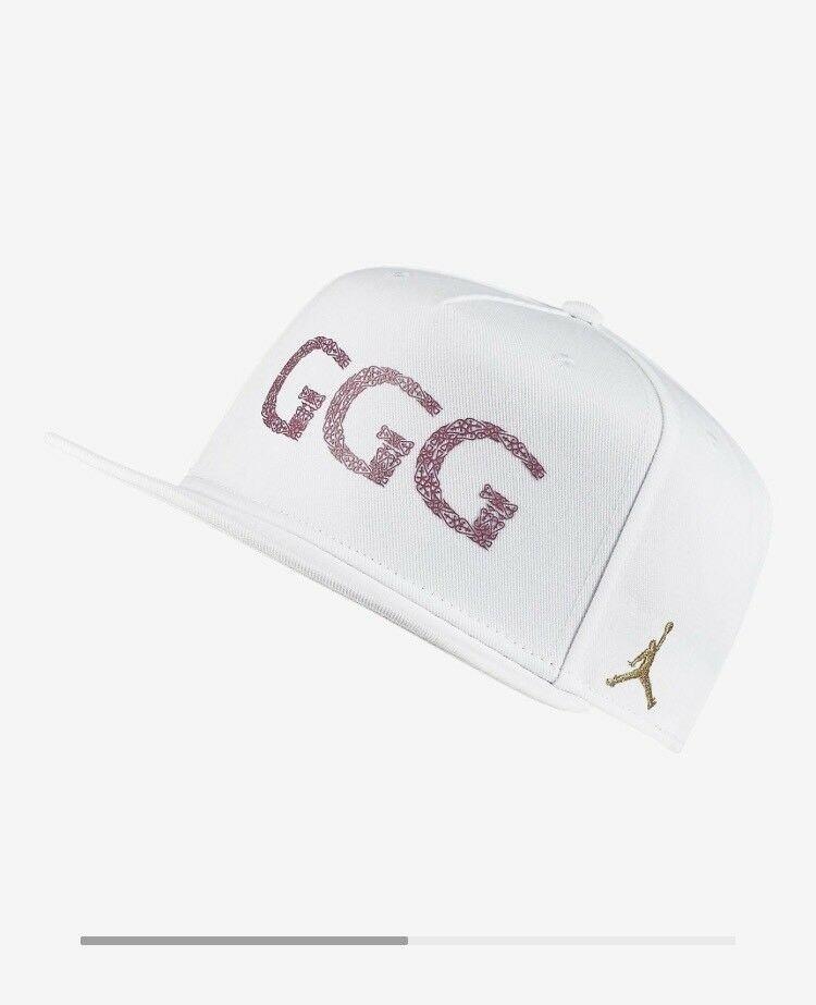 "212c6709e851 Jordan Pro ""GGG"" Adjustable Hat Gennady Golovkin NWT. 0% OFF. 1"