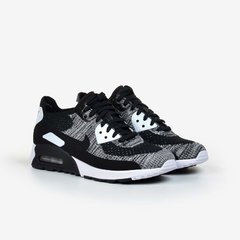 "WMNS AIR MAX 90 ULTRA 2.0 FLYKNIT ""BLACK & WHITE"""
