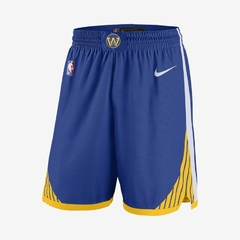 Shorts Nike NBA Swingman Golden State Warriors Icon Edition
