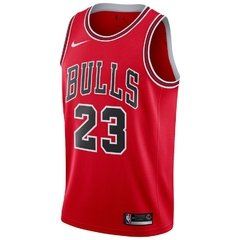 MEN'S NIKE NBA CONNECTED JERSEY MICHAEL JORDAN ICON EDITION SWINGMAN JERSEY (CHICAGO BULLS) - comprar online