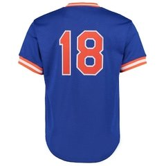 Darryl Strawberry 1986 Authentic Mesh BP Jersey New York Mets Jersey en internet