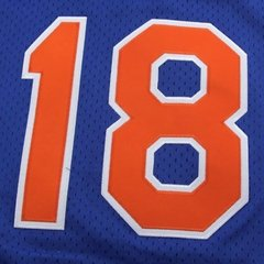 Darryl Strawberry 1986 Authentic Mesh BP Jersey New York Mets Jersey - tienda online