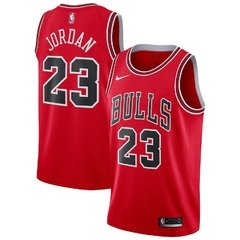 MEN'S NIKE NBA CONNECTED JERSEY MICHAEL JORDAN ICON EDITION SWINGMAN JERSEY (CHICAGO BULLS)
