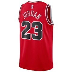 MEN'S NIKE NBA CONNECTED JERSEY MICHAEL JORDAN ICON EDITION SWINGMAN JERSEY (CHICAGO BULLS) en internet