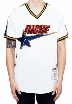 Vie Riche 'Riche Star Check' Jersey