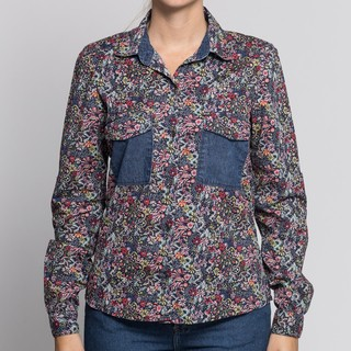 Camisa Flower Urban en internet