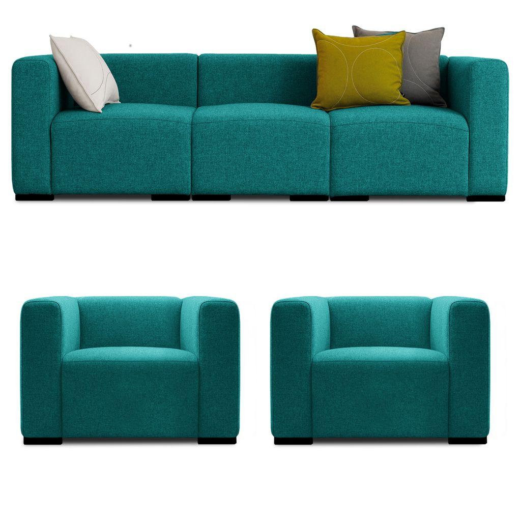 juego de living sofa cuerpos modelo picasso en internet
