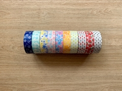 Washi Tape 12 M Bundle - comprar online
