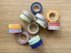 Washi Tape 12 M Bundle
