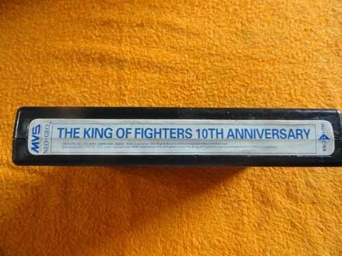 The King Of Fighters 10º Aniversário - Fliperama Kof Neogeo