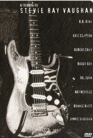 Dvd Tribute To Stevie Ray Vaughan - novo