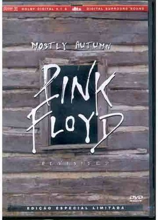 Dvd Pink Floyd Mostly Autumn - Original