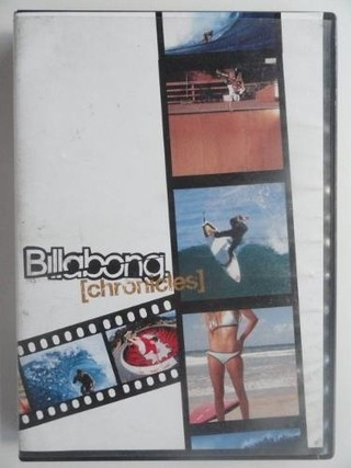Dvd - Surf - Billabong - Chronicles