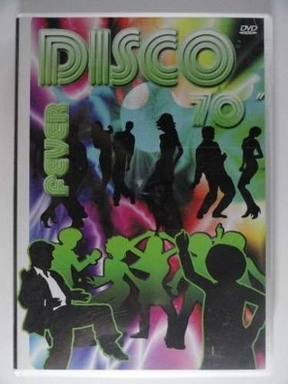 Dvd - Disco Fever - 70'' - original