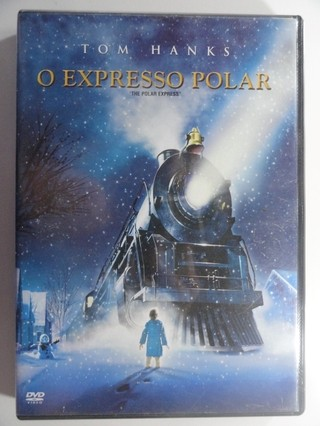 Dvd - O expresso polar - Tom Hanks