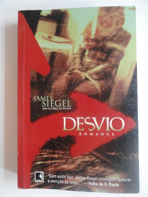 Desvio - James Stegel - Romance