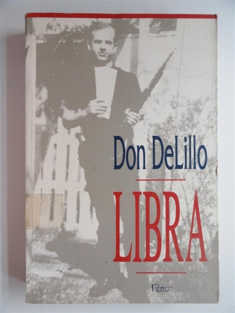 Libra - Don DeLillo - Romance