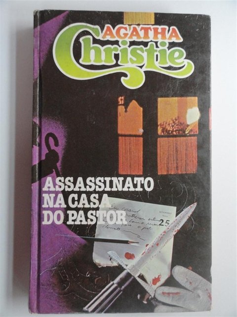 Assassinato na casa do pastor - Agatha Chiristie