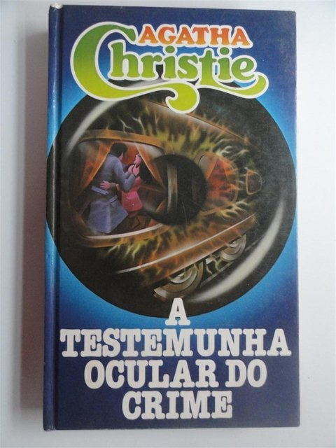 A testemunha ocular do crime - Agatha Christie