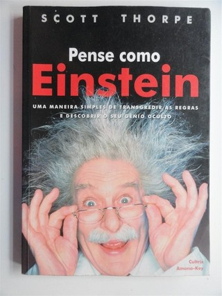 Pense como Einstein - Scott Thore