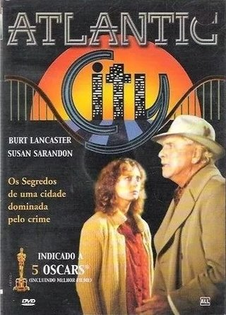 Dvd Atlantic City - Burt Lancaster -- Novo
