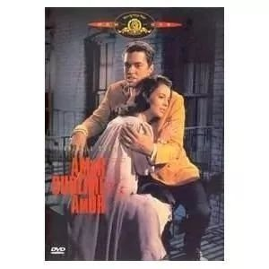 Dvd  Amor Sublime Amor - Natalie Wood