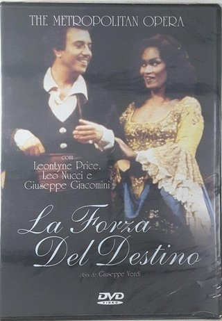 Dvd The Metropolitan Opera La forza del destino - Original