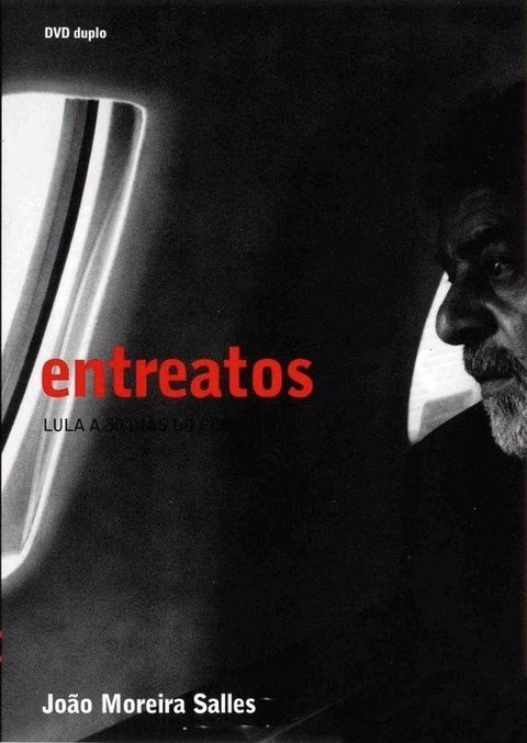 Dvd Entreatos  - Lula -  Original