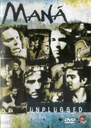Dvd Maná Unplugged - importado- original