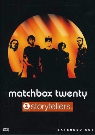 Dvd Matchbox twent Storytellers - Original