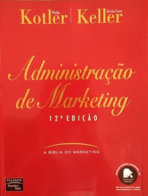 Admistração de Marketing - Kotler e Keller