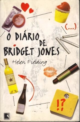 O Diário De Bridget Jones - Helen Fielding -- Novo