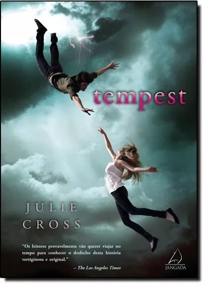 Tempest - Julie Cross --------- Novo Lacrado