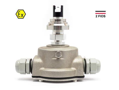 PT02 NKL Sensor Óptico Retinido de Fundo